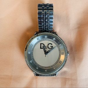 Dolce & Gabbana watch with large face